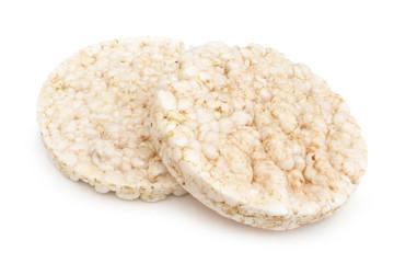 Galettes de riz soufflé / Rice cakes