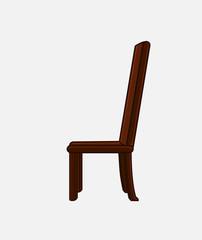 Wooden Retro Chair
