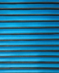 Black and Blue Stripes
