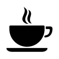 cup of coffee tea hot drink icon