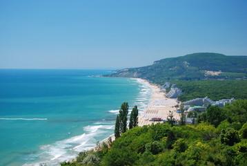 Albena resort, Bulgaria