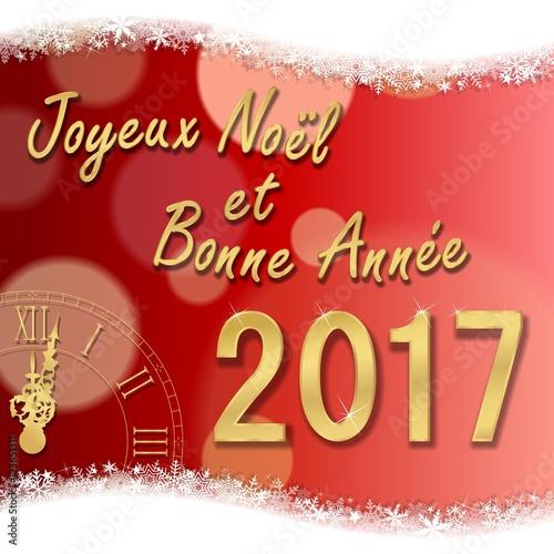 Photos De Joyeux Noel Et Bonne Annee.Joyeux Noel Et Bonne Annee 2017 Photo Libre De Droits Sur
