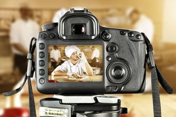 cook camera
