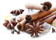 cinnamon and anise traditional Christmas spices