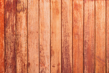 background and texture of decorative old wood striped on surface