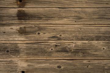 Деревянная текстура. Старая деревянная доска. Винтажная деревянная повкрхность