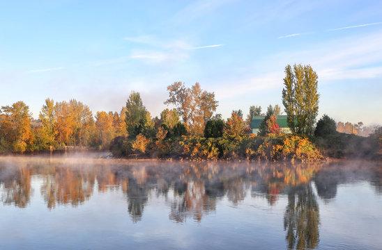 Snohomish Autumn