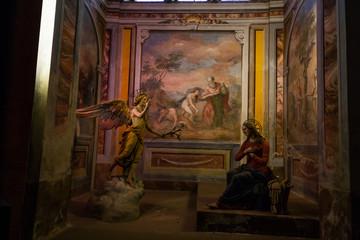 Il Santuario del Varallino, Galliate, Novara, Piemonte, Italia