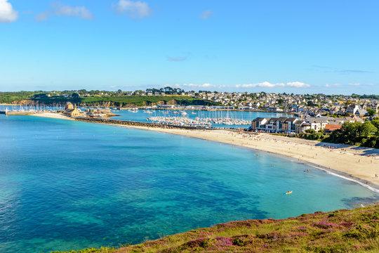 Port of Camaret sur Mer in Brittany
