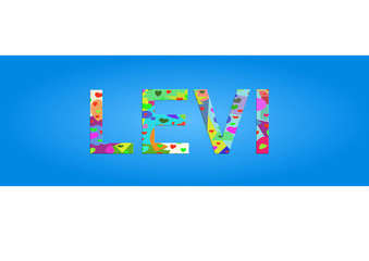 Vorname Levi, Grafik