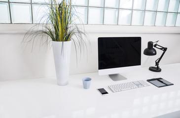 Desktop pc mockup
