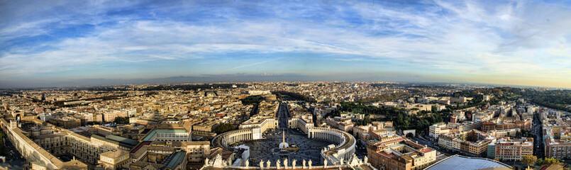 Roma panoramica