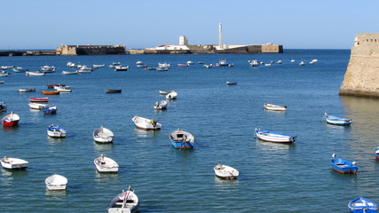 Porto di Cadiz - Spagna