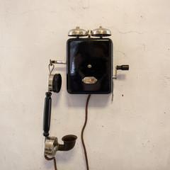 Old school dialphone