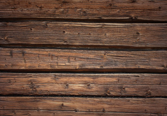 Mur en bois - Wood wall