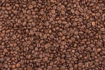 Einfach mehrere Kaffee Bohnen