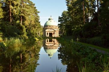 Alte Kapelle Sennefriedhof Bielefeld, Westphalia, Deutschland