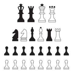 Chess icons