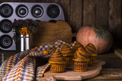 how to make homemade pumpkin muffins