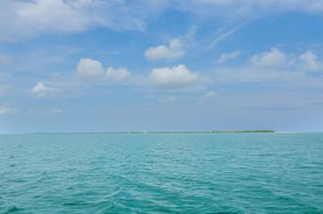 View of Cayo Levisa Island in Cuba