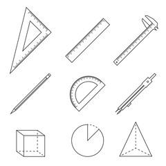 geometry icons