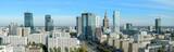 Warszawa, panorama miasta