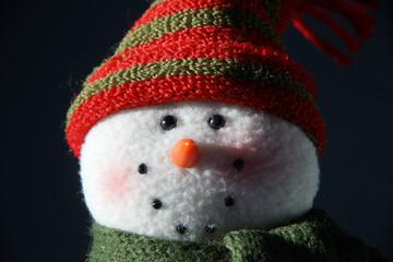 Snowman Face