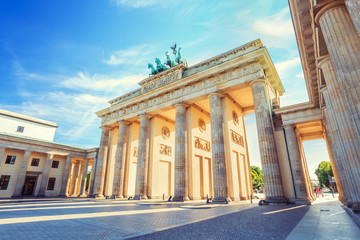 Wall Murals Berlin Berlin Brandenburg Gate, Berlin, Germany