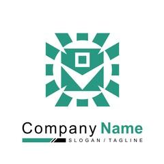 square vector logo