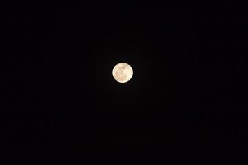 Mond über dem Äquator I