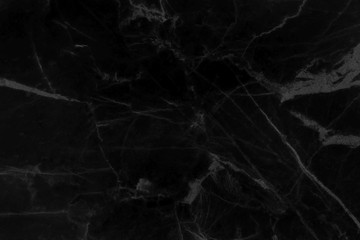 Black marble natural pattern for background, abstract natural marble.
