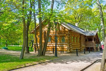 The House of Peter the Great in Kolomenskoye