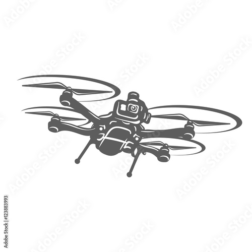 Quadcopter Logo Related Keywords & Suggestions ...