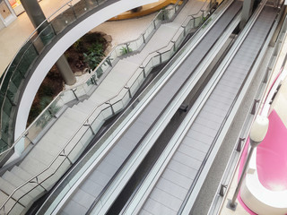 smooth long escalator type