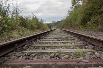 kein Zug in Sicht