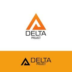 delta project logo