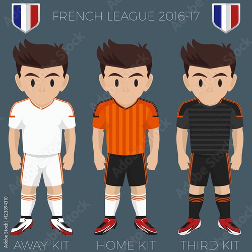 french league teams