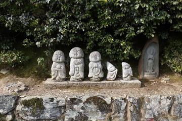 嵐山 天龍寺 地蔵