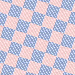Striped Squares background.