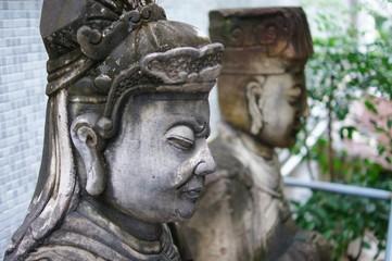 香港 仏像