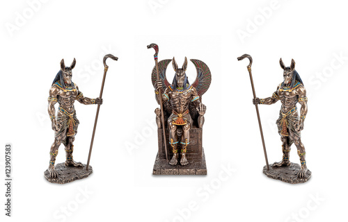 Statue of Anubis - Ancient Egyptian guide to the afterlife