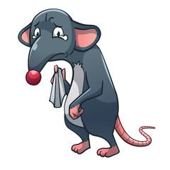 Cry rat