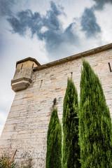 Ancien Fort Montluc à Lyon