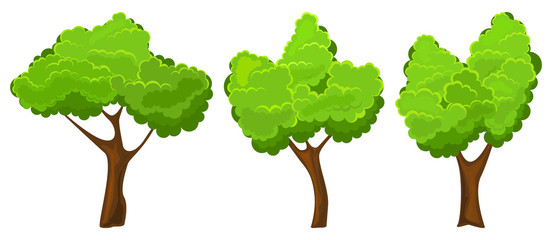 Summer tree set