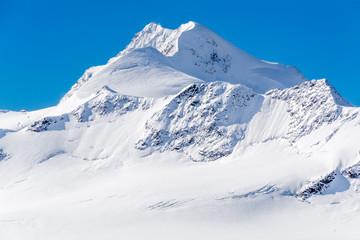 Gipfelpanorama Wildspitze, Soelden, Oetztaler Alpen Tirol