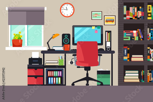 office clipart database-#12