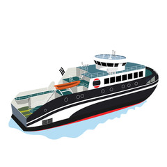 black cruise