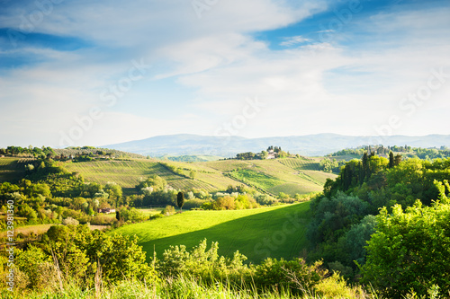 beautiful tuscany landscape italy - photo #43