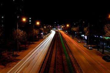 Konya'da bir gece