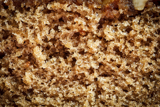 Cake surface texture close up image. Background and textures.